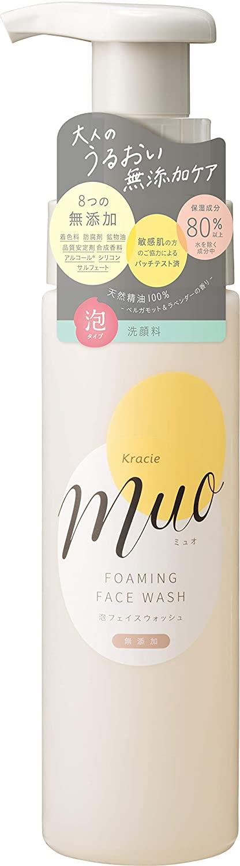 muo(ミュオ) 泡の洗顔料の商品画像