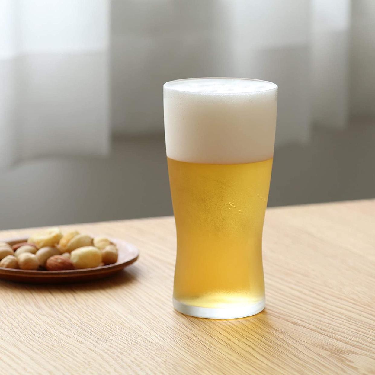 ADERIA(アデリア) 薄吹き ビアグラスの商品画像7