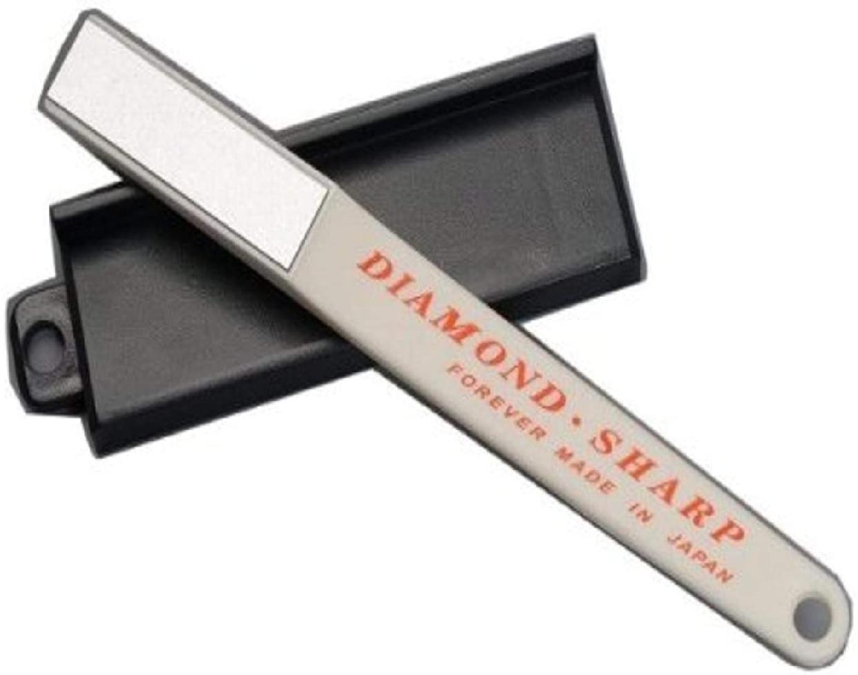 フォーエバー ダイヤモンドシャープナー(研台付き) グレー D-2Dの商品画像