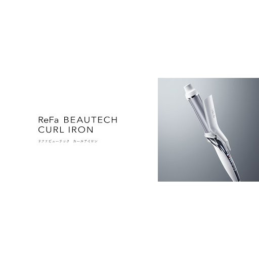 ReFa(リファ) リファビューテック カールアイロンの商品画像2