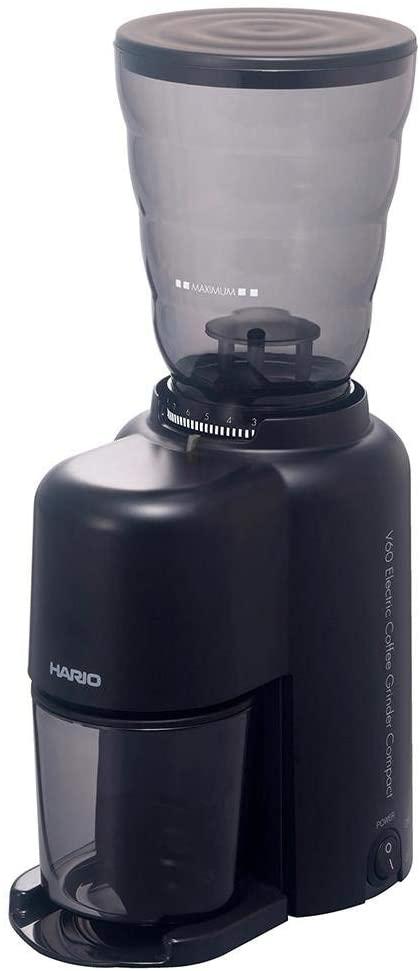 HARIO(ハリオ) V60 電動コーヒーグラインダーコンパクト EVC-8Bの商品画像