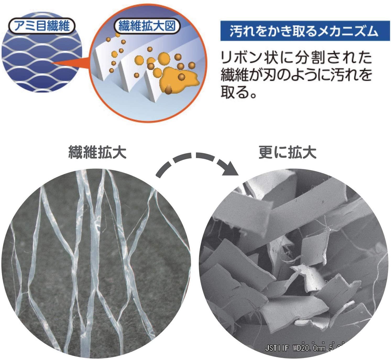 山崎産業(Yamazaki) トイレバスボンくん ふさふさクリーナー ケース付の商品画像7