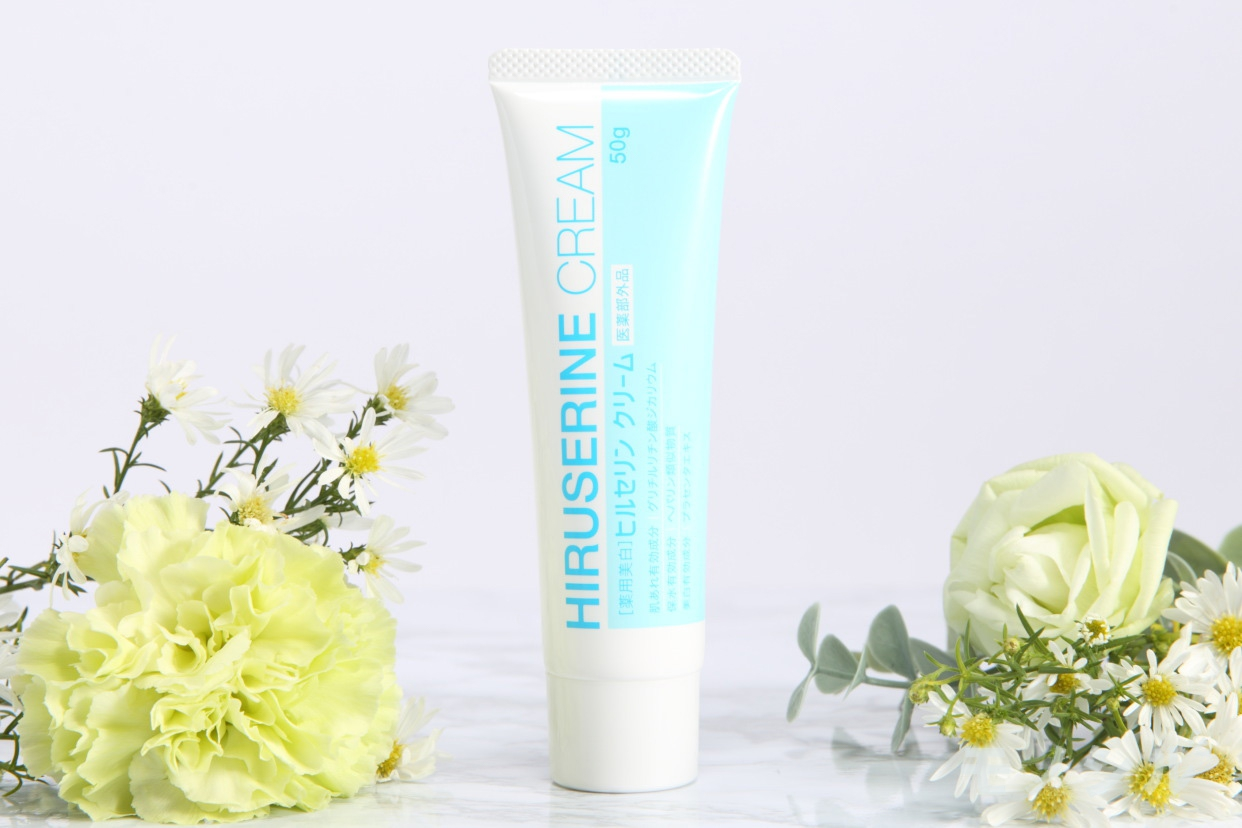 HIRUSERINE(ヒルセリン)薬用美白ヒルセリンクリームの商品画像