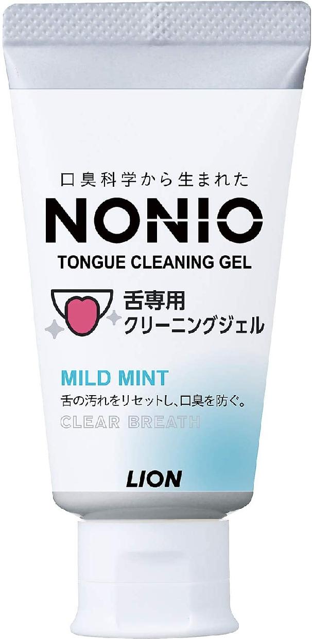 NONIO(ノニオ) 舌専用クリーニングジェル