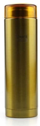 CAPTAIN STAG(キャプテンスタッグ) シーエスプリスリムパーソナルボトル M-5302 イエローの商品画像
