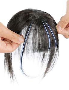 HIYE(ハイヤ) 前髪 つむじ ヘアピース 部分ウィッグの商品画像