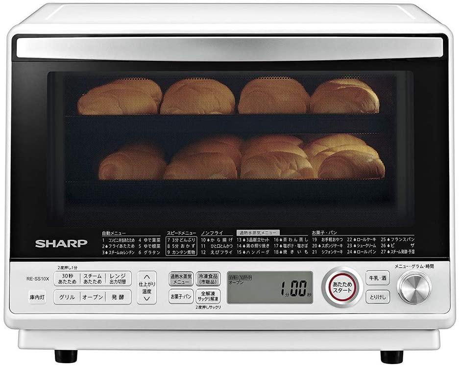 SHARP(シャープ) 過熱水蒸気 オーブンレンジ RE-SS10-Xの商品画像