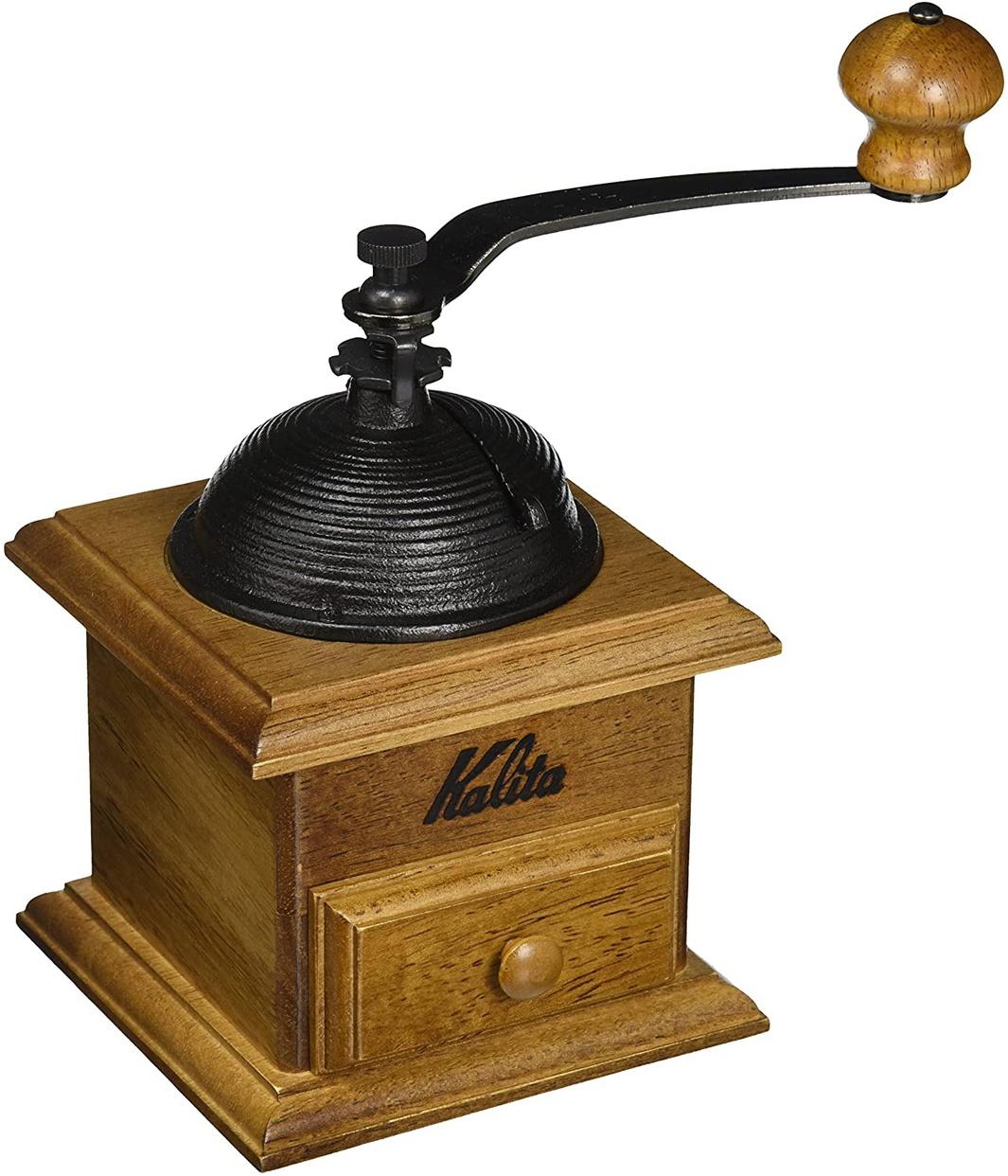 Kalita(カリタ) ドームミル 手挽き 42033の商品画像