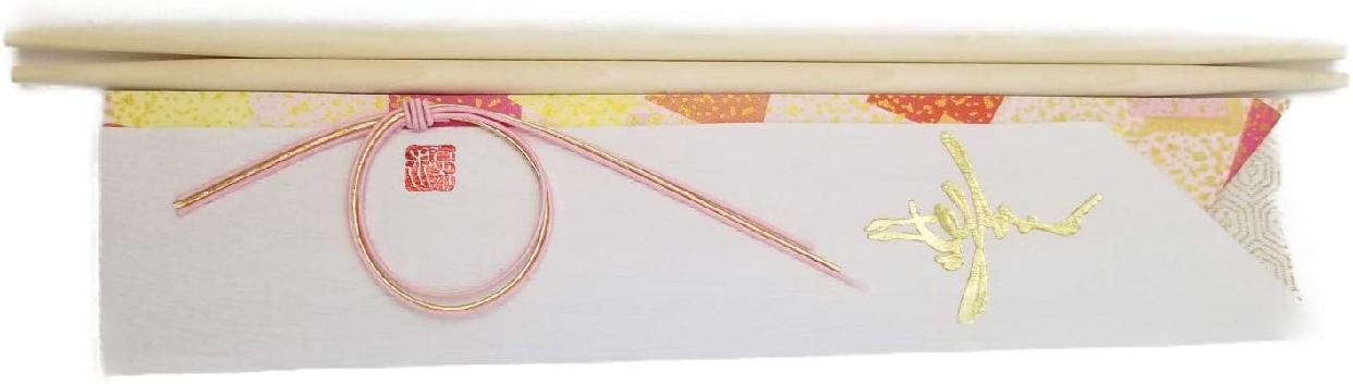 きくすい 本柳祝箸 雅の商品画像4