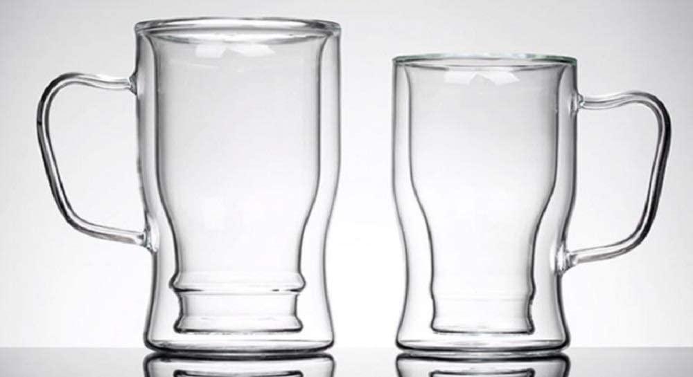 morningplace(モーニングプレイス) ビール ジョッキ  (350ml&550ml 2個セット)の商品画像8