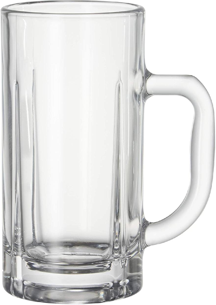 トウヨウササキガラス ビールジョッキ 340ml 55483の商品画像
