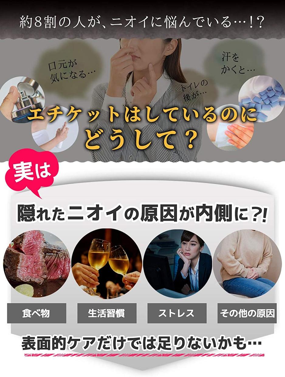 STAR'S JAPAN(スターズジャパン) さわやか美息の商品画像3