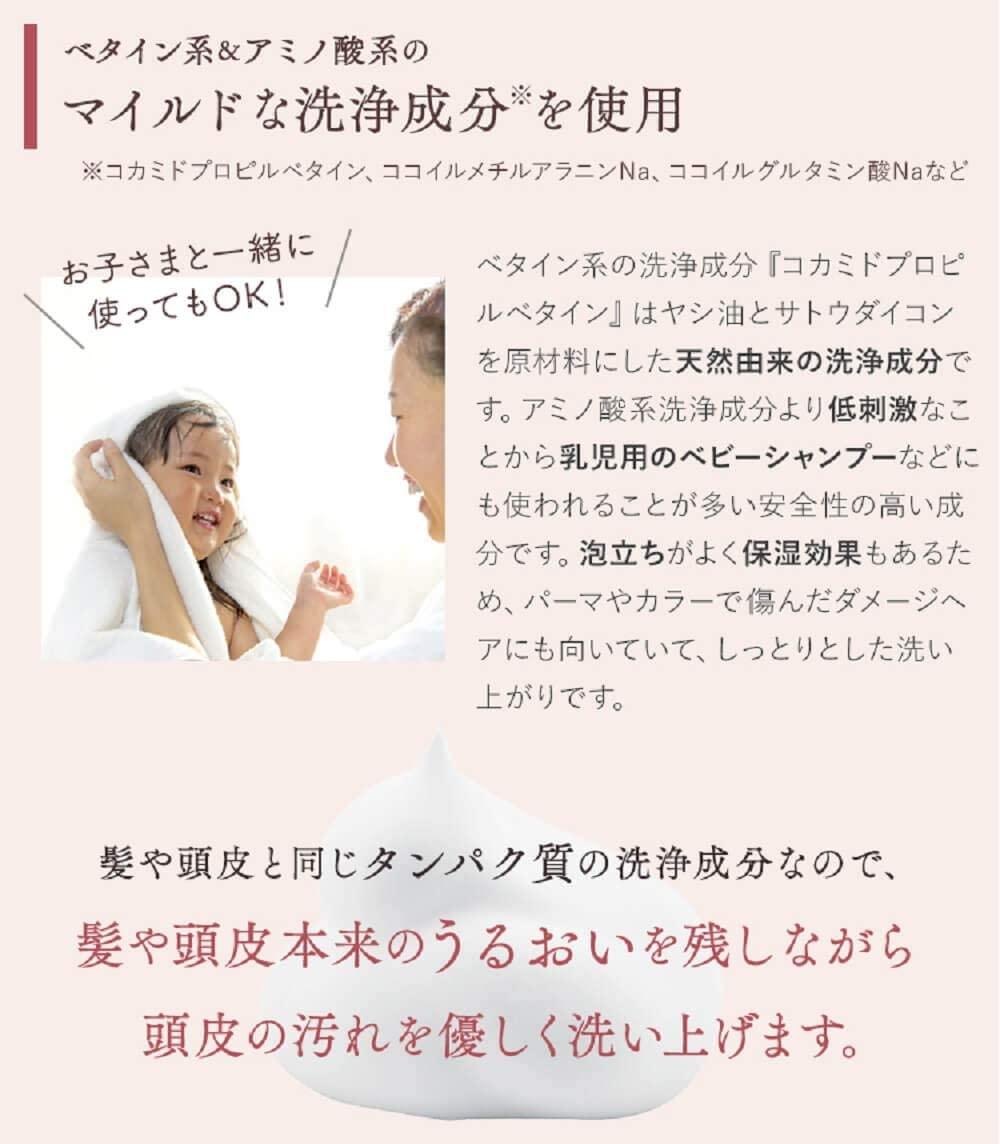 AVISTA(アビスタ) エイジングケアシャンプーの商品画像13