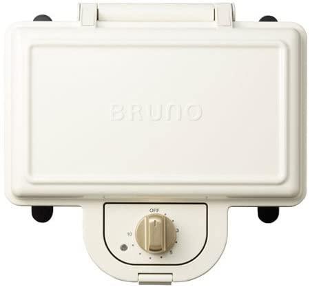 BRUNO(ブルーノ) ホットサンドメーカー ダブル BOE044の商品画像