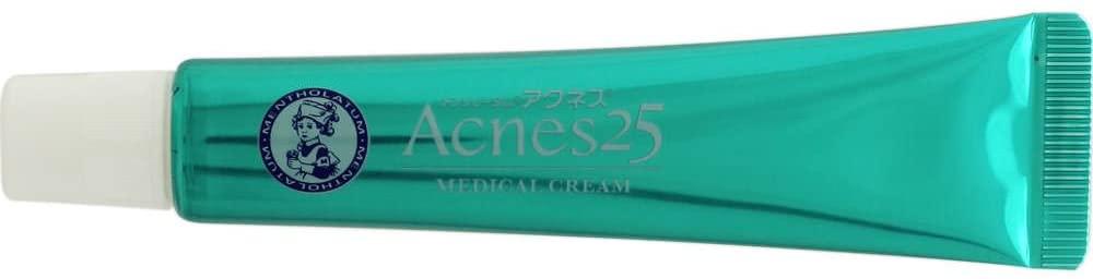 MENTHOLATUM Acnes25(メンソレータム アクネス25) メディカルクリームc【第2類医薬品】の商品画像3