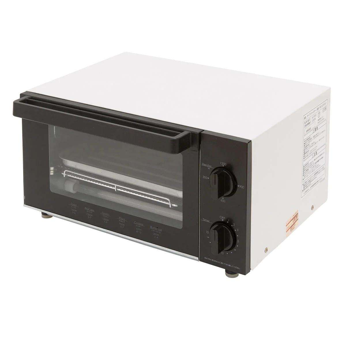 NITORI(ニトリ) オーブントースターMG12CKDの商品画像