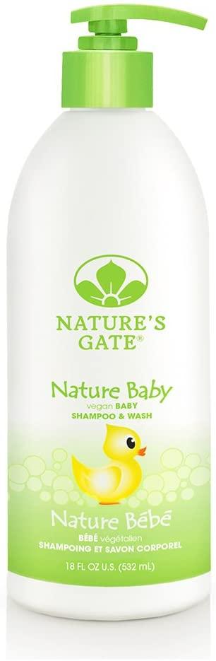 nature'sgate(ネイチャーズゲート) ベビーウォッシュの商品画像