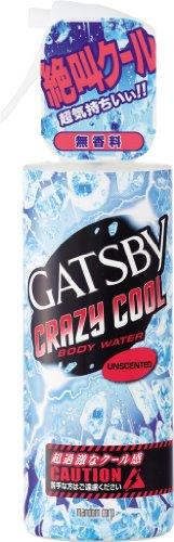 GATSBY(ギャツビー)クレイジークール ボディウォーターの商品画像