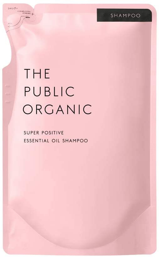 THE PUBLIC ORGANIC(ザ パブリック オーガニック) スーパーポジティブシャンプーの商品画像10