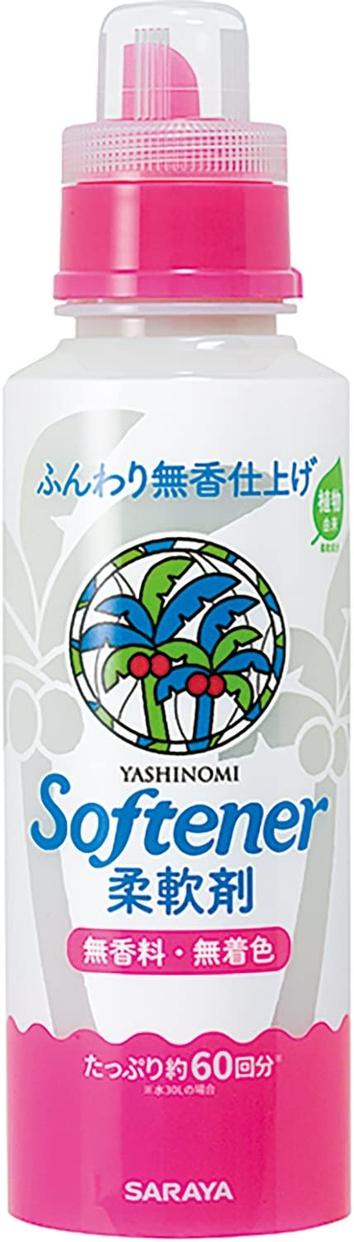 サラヤ ヤシノミ 柔軟剤の商品画像