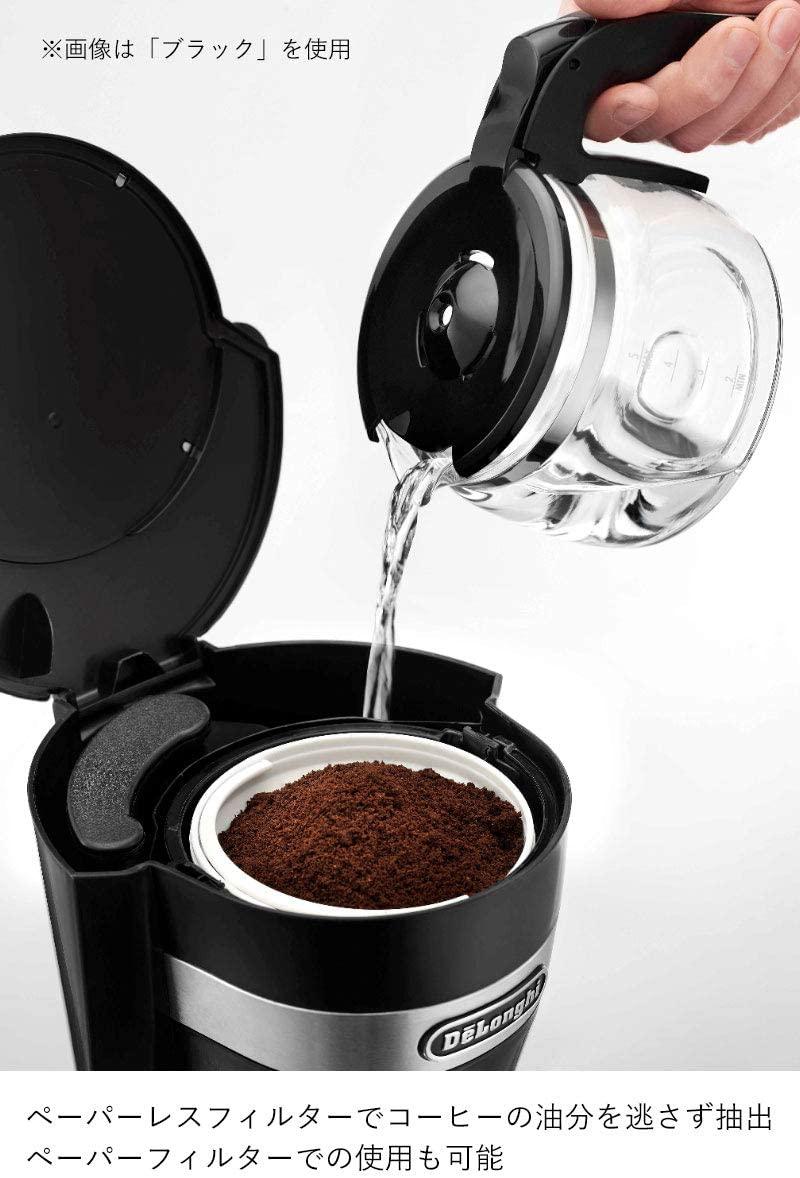 De'Longhi(デロンギ)ドリップコーヒーメーカー ICM14011Jの商品画像3