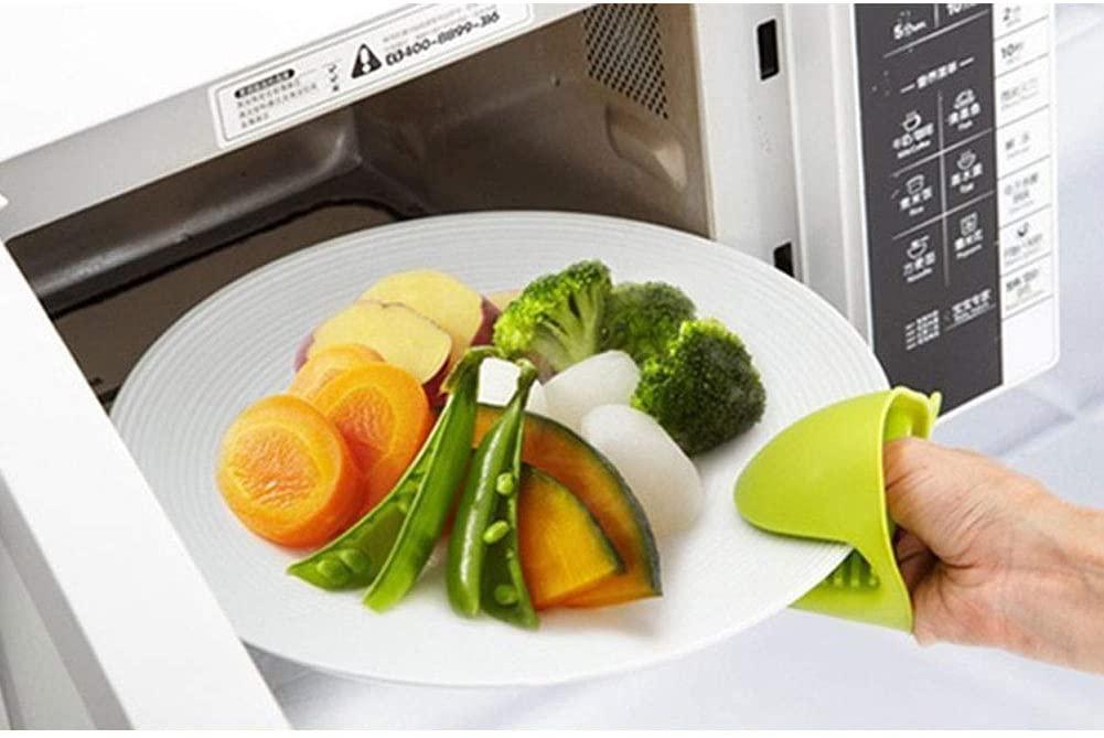 MRPOCKET(エムアールポケット)鍋つかみ オーブンミトン 2個セット (レッド)の商品画像5