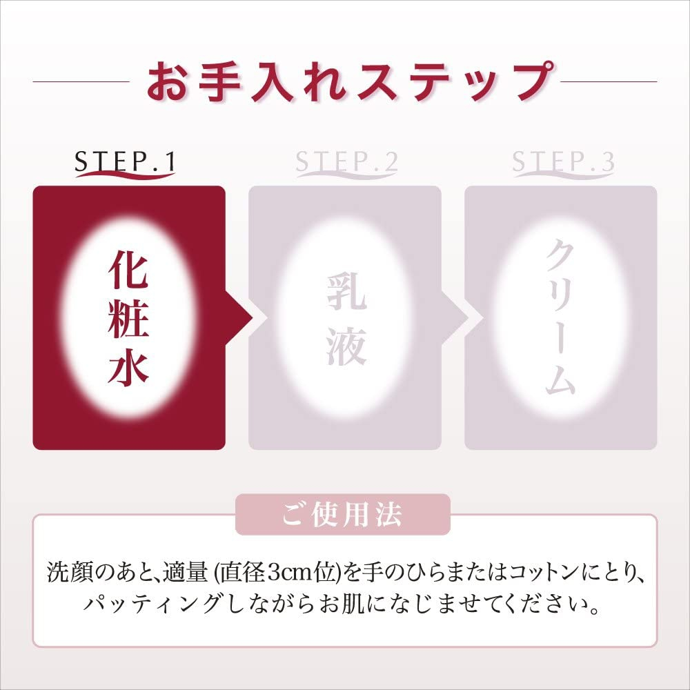EVITA(エビータ) ボタニバイタル ディープモイスチャー ローション Ⅱとてもしっとりの商品画像9