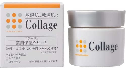 Collage(コラージュ)薬用保湿クリームの商品画像