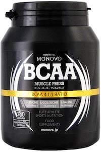 MONOVO(モノヴォ) BCAAマッスルプレスの商品画像