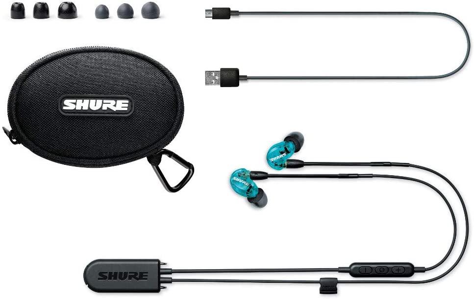 SHURE(シュア) Bluetoothイヤホン SE215SPE+BT2-Aの商品画像2
