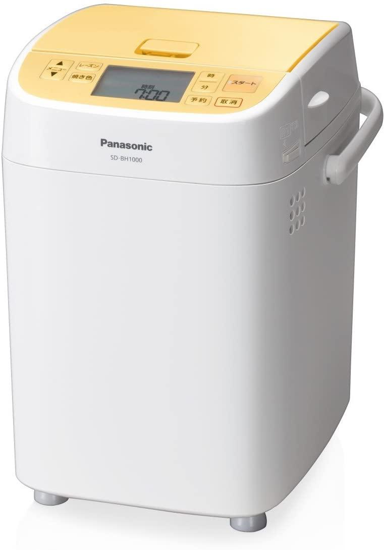 Panasonic(パナソニック)1斤タイプ ホームベーカリー SD-BH1000の商品画像