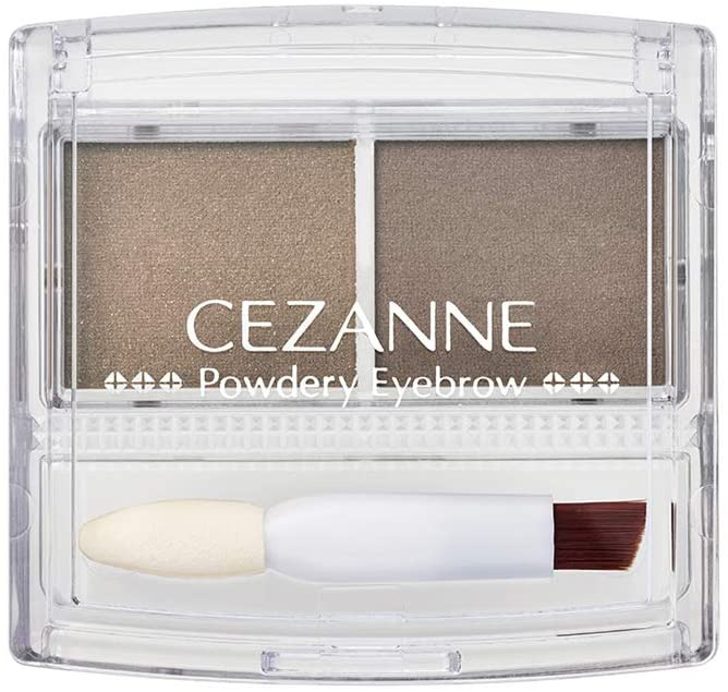 CEZANNE(セザンヌ) パウダリーアイブロウの商品画像