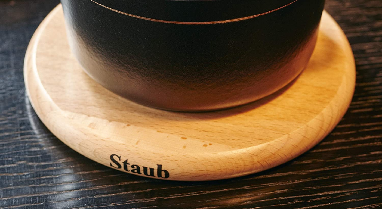 staub(ストウブ) マグネット トリベット ラウンドの商品画像3