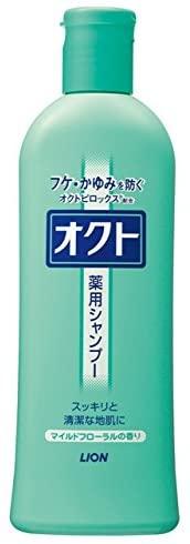 オクト 薬用シャンプーの商品画像5
