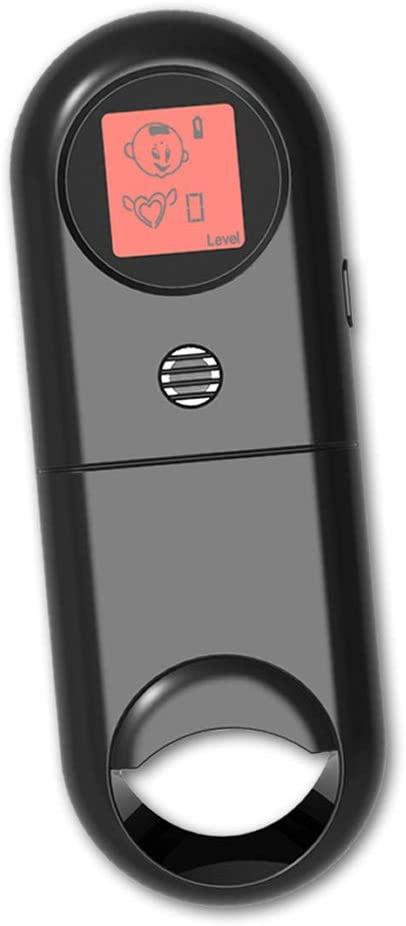 Ishino(イシノ) 新型 口臭チェッカー ブラック MC-SINKOUSHU-BKの商品画像
