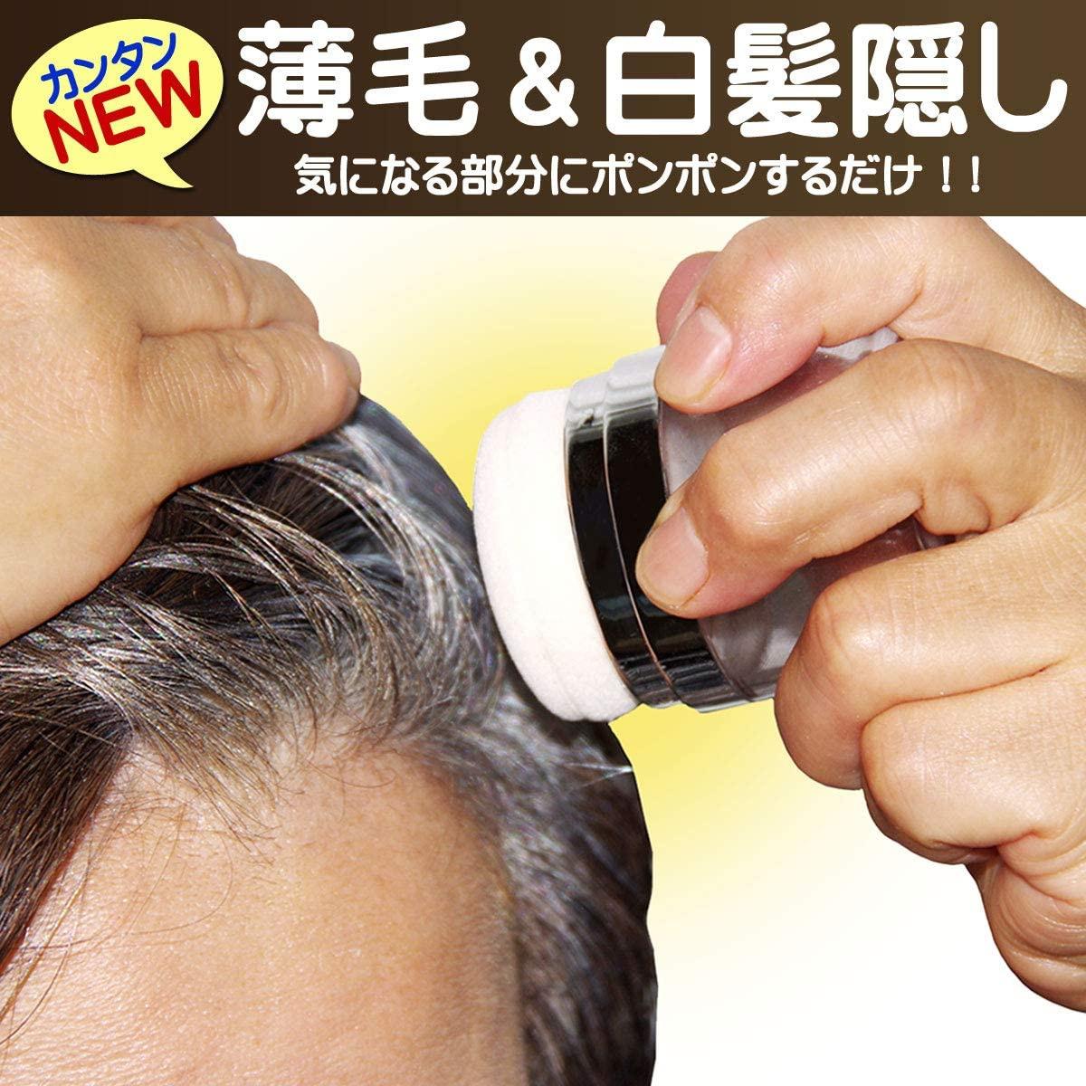 Alleygem(アリージェム) CONCIERGE 頭皮ファンデーションの商品画像2