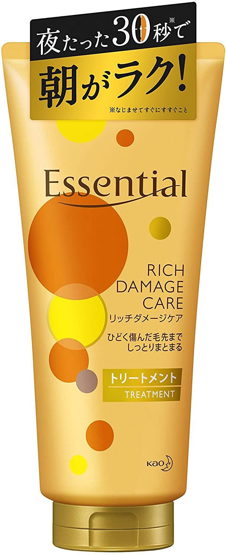 Essential(エッセンシャル) リッチダメージケア トリートメントの商品画像