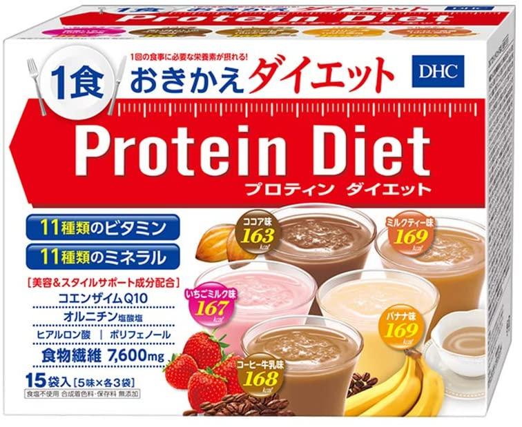 DHC(ディーエイチシー) プロティンダイエットの商品画像