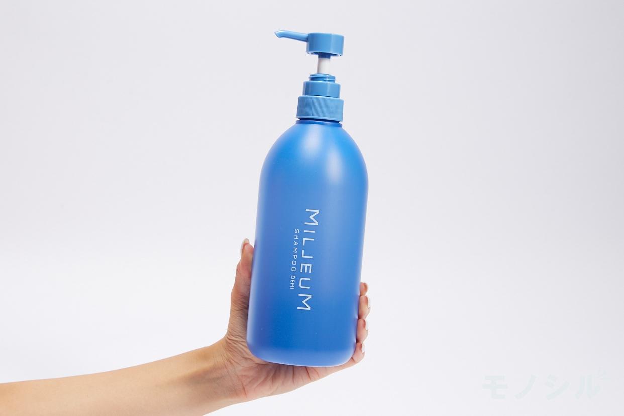 DEMI COSMETICS(デミコスメティクス) ミレアム ヘアケア シャンプーの手持ちの商品画像