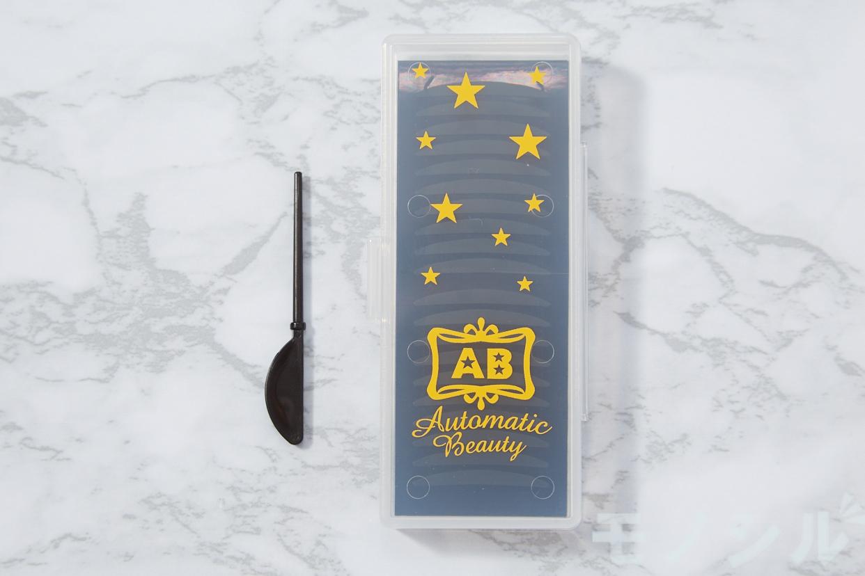 Automatic Beauty(オートマティックビューティ) シングルアイテープの商品画像2 商品の中身