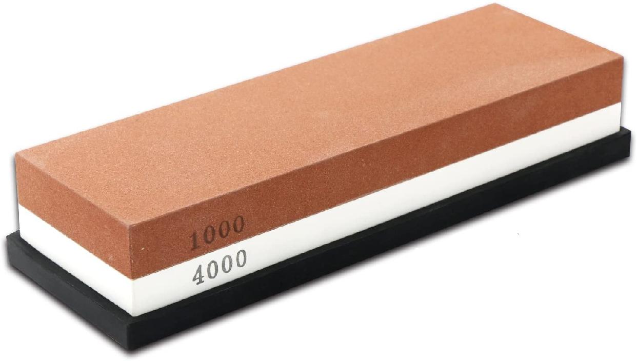 Hiveseen 両面包丁用砥石 レッドの商品画像