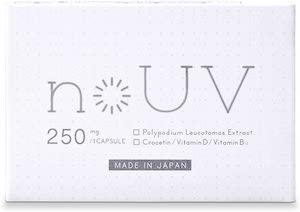 noUV(ノーブ) 飲む日焼け止めの商品画像4