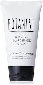 BOTANIST(ボタニスト)ボタニカルシュガー&アーモンドスクラブの商品画像