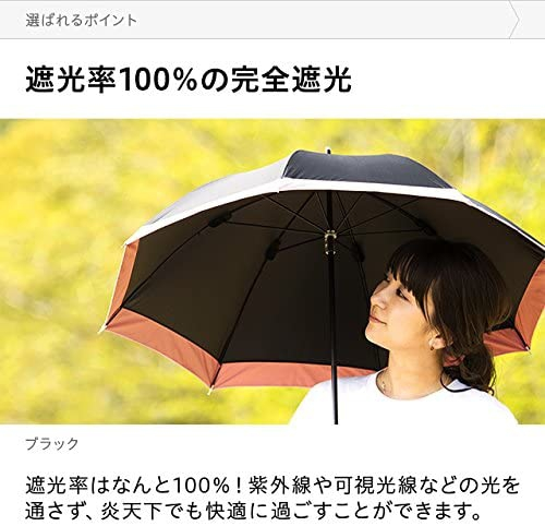 MODERN DECO(モダンデコ) 晴雨兼用 UVカット日傘 エッジラインタイプの商品画像4