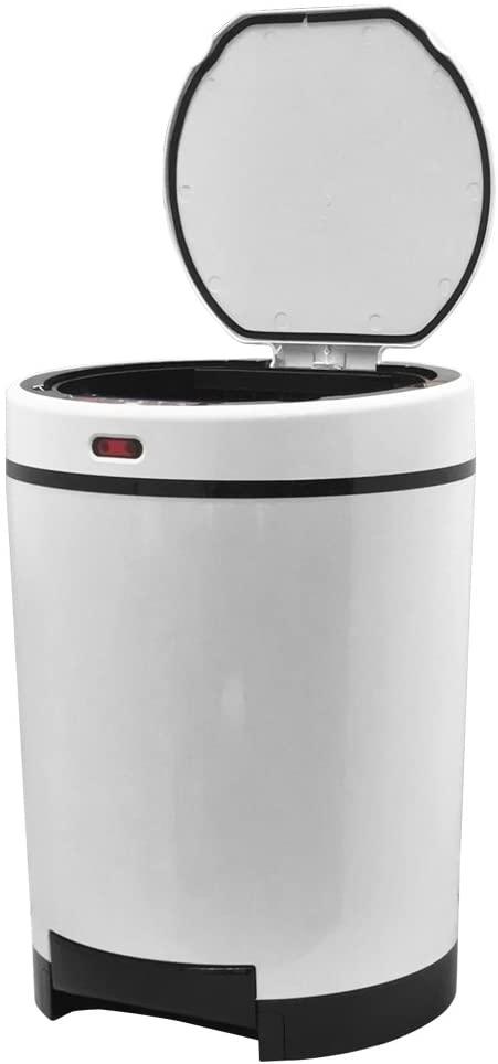 ケーズウェーブ センサーごみ箱+電動ちりとり センサーバキュームボックス SDB-SV55Lの商品画像