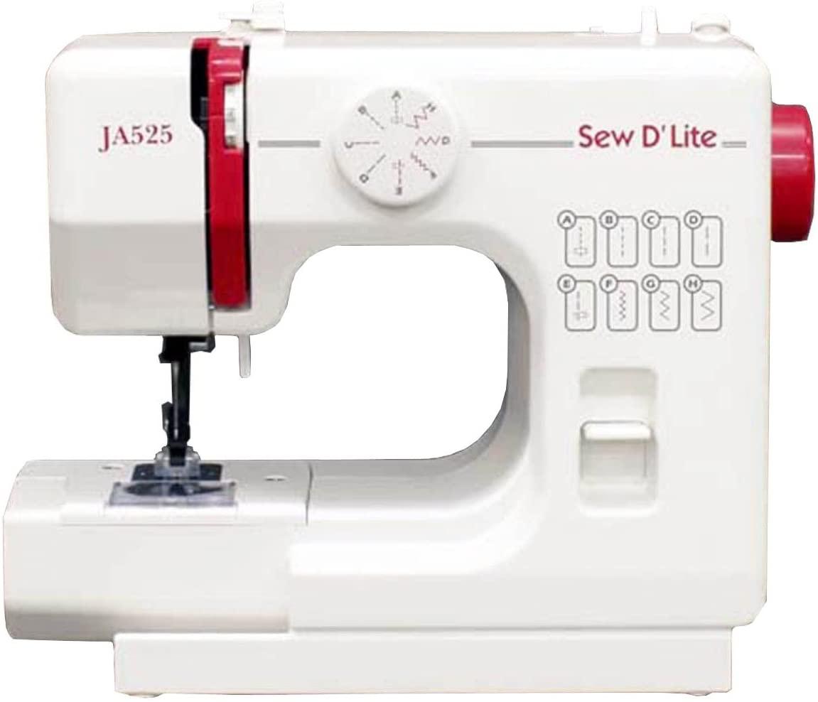 JANOME(ジャノメ) sew D`Lite JA525の商品画像