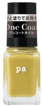 pa(ピーエー) ネイルカラー ワンコートの商品画像