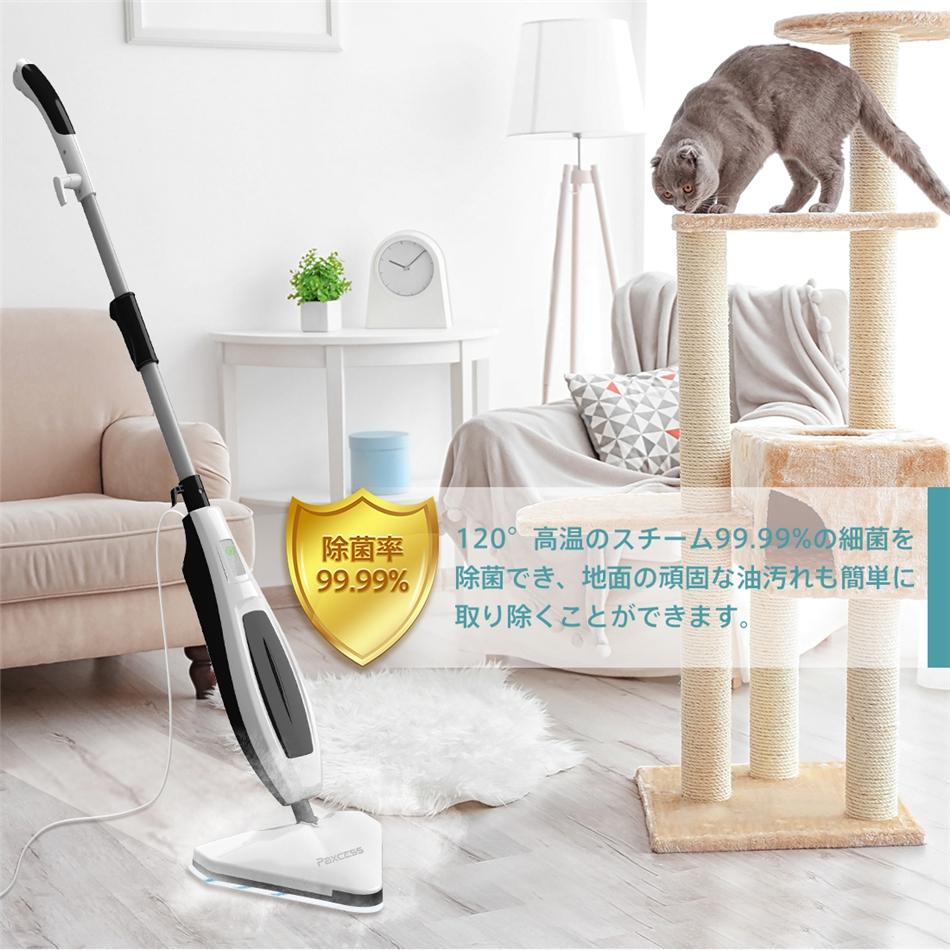 PAXCESS(パックスセス) スチームクリーナーの商品画像9