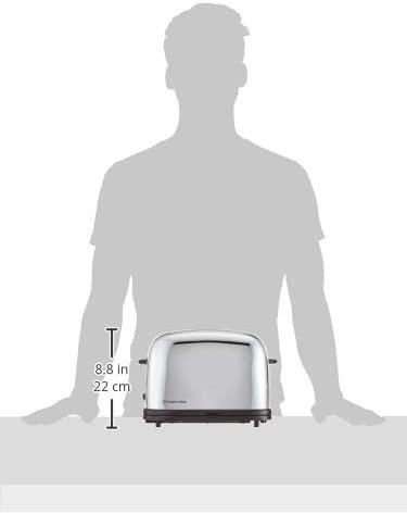 Russell Hobbs(ラッセルホブス) クラシックトースター シルバー 13766JPの商品画像7