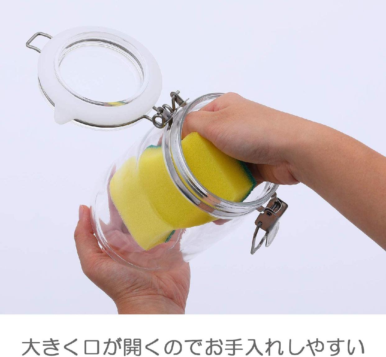 星硝(セイショウ)取手付密封びん4L 220339の商品画像11